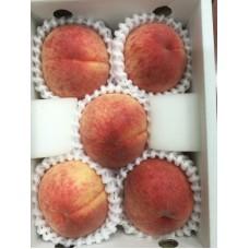 Japan Peach 4-6's/Box
