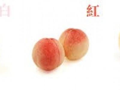 話說,點解「水蜜桃」仲有分三隻色?