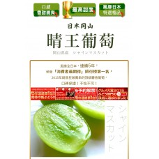 i-Okayama Shine Muscat(6-10/box) HOT