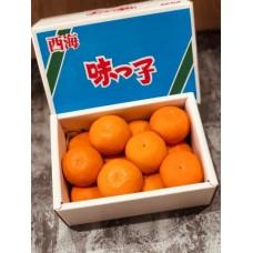 長崎西海味之子蜜柑禮盒2500g